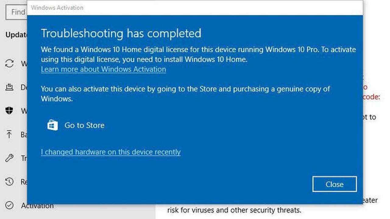 windows 10 pro activation error featured - Nhiều máy tính Windows 10 Pro bị lỗi kích hoạt vì hệ thống máy chủ của Microsoft gặp sự cố