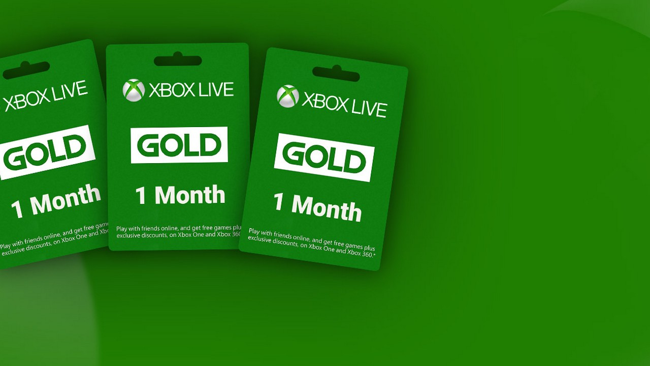 xbox live gold featured - Xử lý lỗi Sorry Your purchase cannot be completed at this time trên Xbox Live Gold