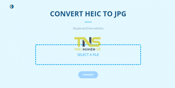 Chuyển đổi trực tuyến hình ảnh HEIC sang JPG, PNG, PDF,… 7