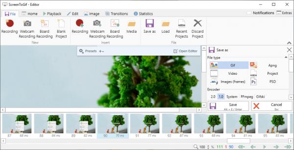 2018 12 24 14 01 23 600x307 - Quay màn hình desktop, webcam và trích xuất ra ảnh động, video, PSD,...