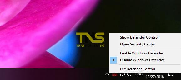 7 cách tắt Windows Defender trong Win 10 cực dễ 4
