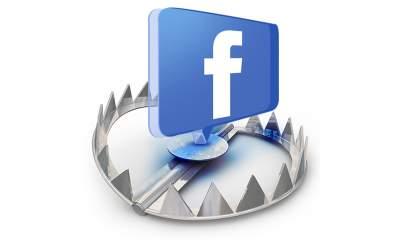 Facebook trap 1 400x240 - Tổng kết an ninh mạng năm 2018