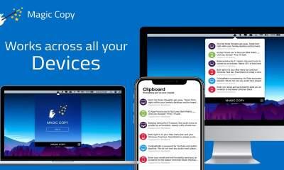 Magic Copy featured 400x240 - Sao chép liên kết, văn bản cực nhanh giữa iOS, Android, Windows, Mac