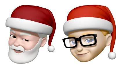 Santa Memoji featured 400x240 - Cách tạo khuôn mặt Ông già Noel trên iPhone
