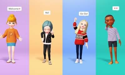 Zepeto featured 400x240 - ZEPETO: Tạo nhân vật 3D cực vui trên Android