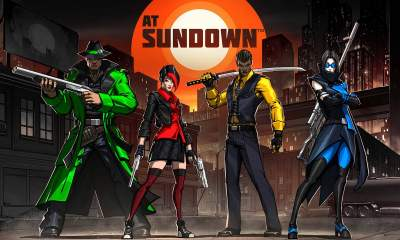 at sundown featured 400x240 - Đang miễn phí tựa game At Sundown trên Discord