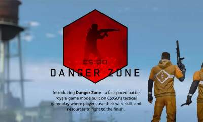 CS:GO Danger Zone mode