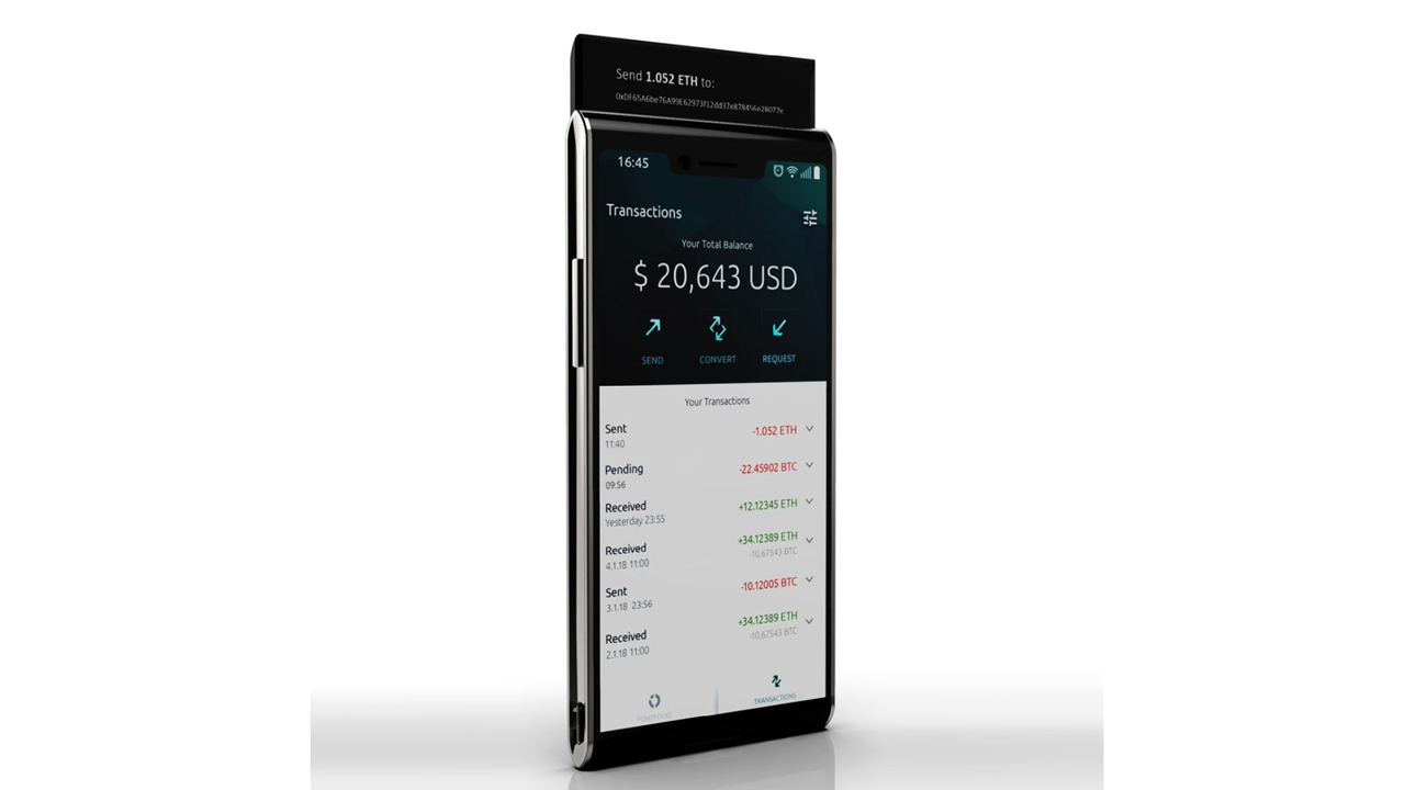 finney featured - Finney: Smartphone Blockchain đầu tiên đã lên kệ