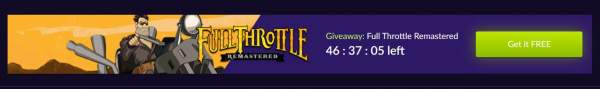 full throttle remastered free gog 600x89 - Đang miễn phí game phiêu lưu giải đố Full Throttle Remastered tuyệt hay