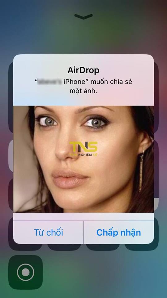 Cơ bản: cách gửi ảnh từ iPhone qua iPhone đơn giản nhất 3