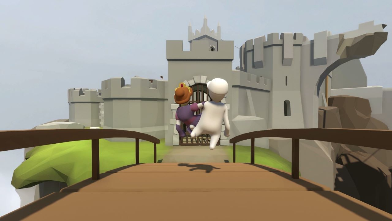 Human: Fall Flat game review