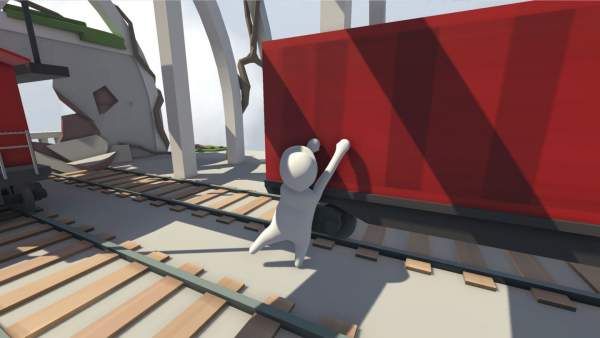 human fall flat screenshot 1 600x338 - Đánh giá game Human: Fall Flat