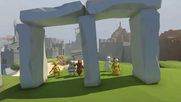 human fall flat screenshot 2 600x338 - Đánh giá game Human: Fall Flat