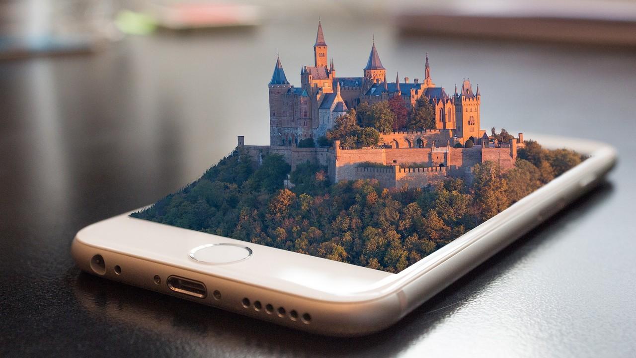 iphone 3d featured - 18 ứng dụng và game iOS mới, giảm giá miễn phí ngày 4/12/2018