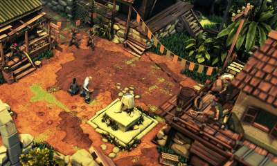 Jagged Alliance: Rage game review
