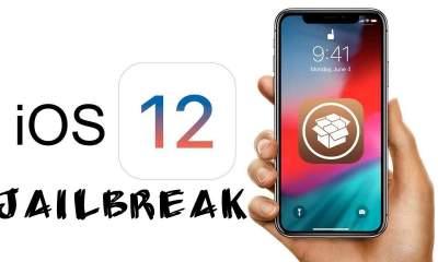 jailbreak ios 12 featured 400x240 - Tweak hay cho iOS 12: BatteryPercent12, ChromaGram,...