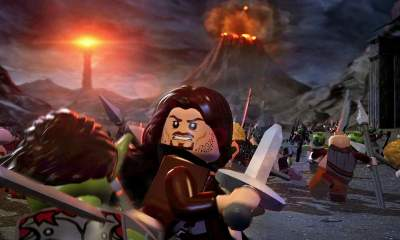 LEGO The Lord of the Rings free Humble Store