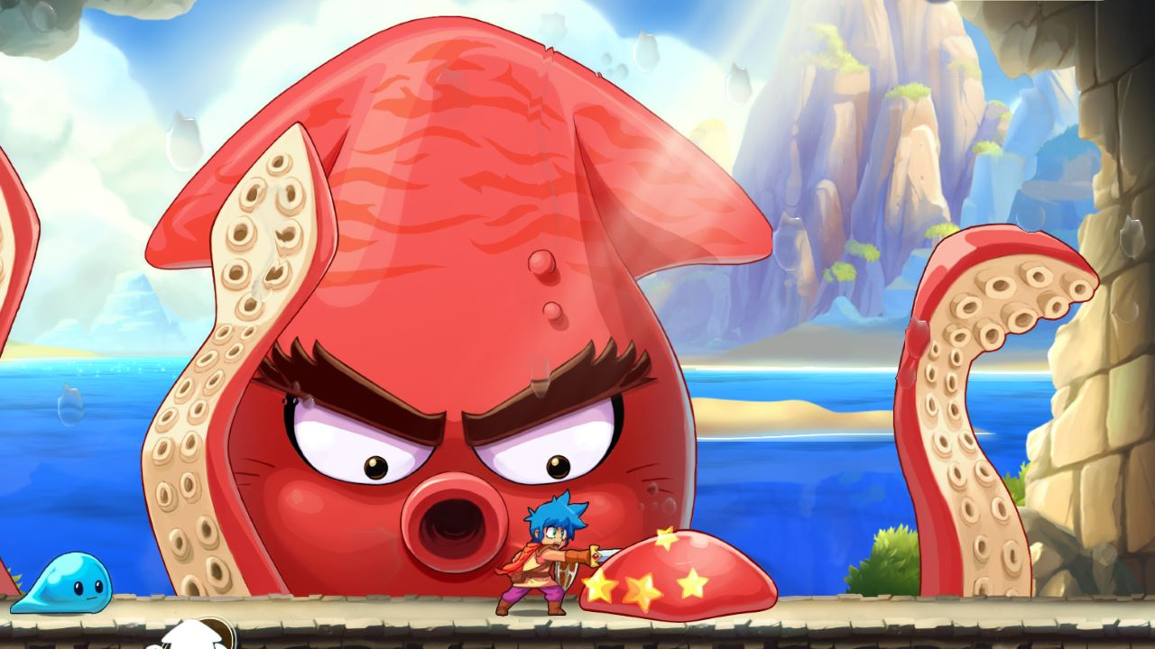Monster Boy and the Cursed Kingdom game review