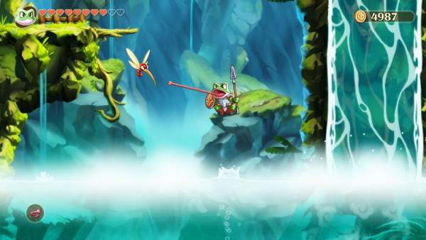 monster boy and the cursed kingdom screenshot 2 600x338 - Đánh giá game Monster Boy and the Cursed Kingdom