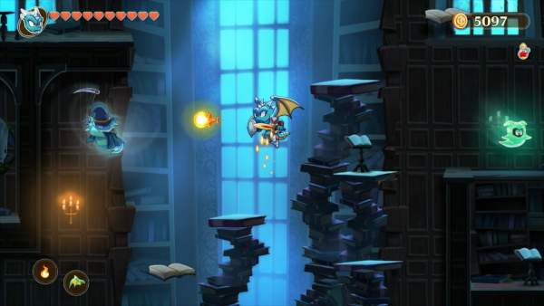 monster boy and the cursed kingdom screenshot 3 600x338 - Đánh giá game Monster Boy and the Cursed Kingdom