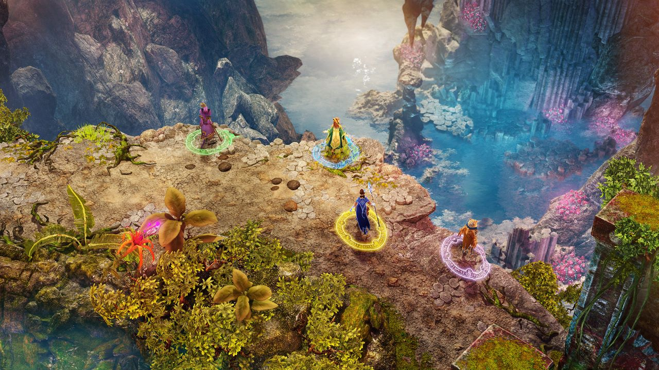 Nine Parchments game review