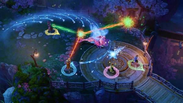 nine parchments screenshot 1 600x338 - Đánh giá game Nine Parchments