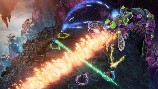 nine parchments screenshot 3 600x338 - Đánh giá game Nine Parchments