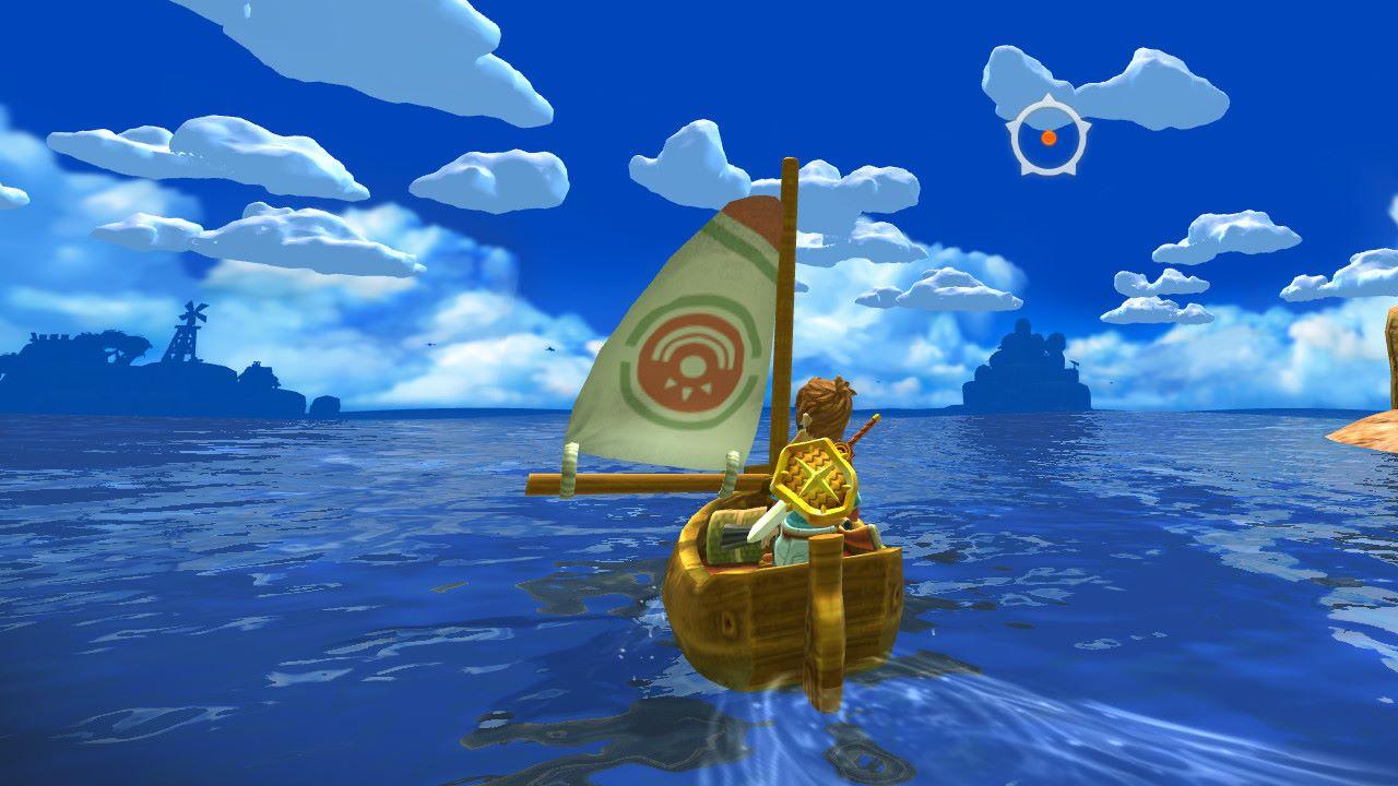 Oceanhorn: Monster of Uncharted Seas game review