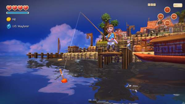 oceanhorn monster of uncharted seas screenshot 2 600x337 - Đánh giá game Oceanhorn: Monster of Uncharted Seas