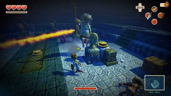 oceanhorn monster of uncharted seas screenshot 3 600x338 - Đánh giá game Oceanhorn: Monster of Uncharted Seas