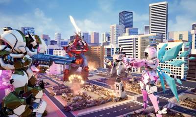 Override: Mech City Brawl game review