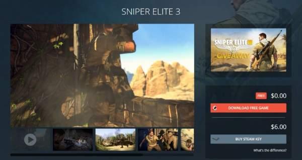 sniper elite 3 free gamesessions 2 600x318 - Đang miễn phí game bắn súng chiến thuật Sniper Elite 3 cực hay
