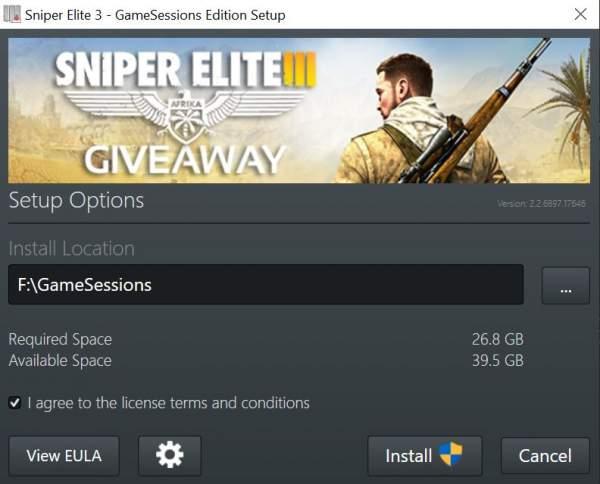 sniper elite 3 free gamesessions 4 600x484 - Đang miễn phí game bắn súng chiến thuật Sniper Elite 3 cực hay