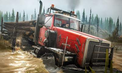 Spintires: MudRunner - American Wilds Edition game review