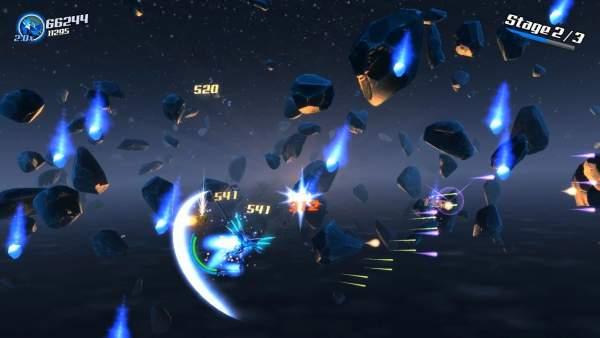 stardust galaxy warriors stellar climax switch screenshot 1 600x338 - Đánh giá game Stardust Galaxy Warriors: Stellar Climax