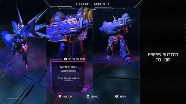 stardust galaxy warriors stellar climax switch screenshot 2 600x338 - Đánh giá game Stardust Galaxy Warriors: Stellar Climax