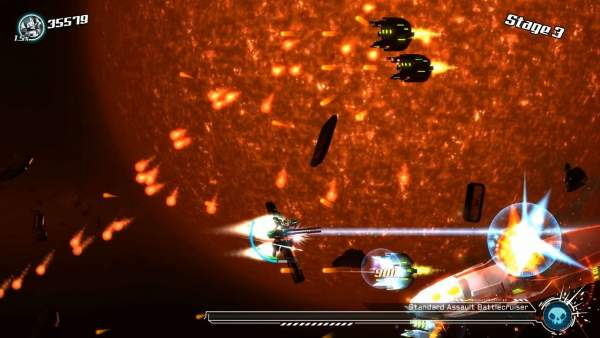 stardust galaxy warriors stellar climax switch screenshot 3 600x338 - Đánh giá game Stardust Galaxy Warriors: Stellar Climax