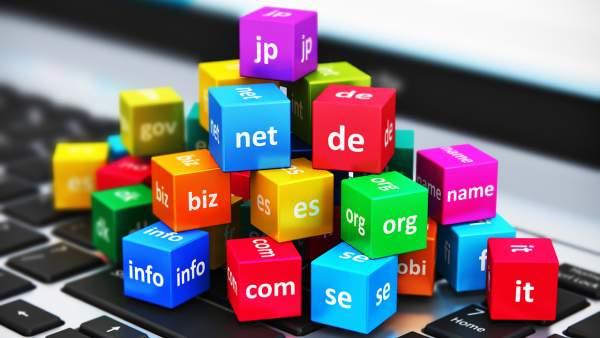 ten mien 600x338 - Internet phát triển lên 342,4 triệu lượt đăng ký tên miền trong quý 3/2018