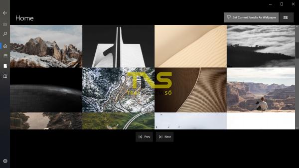 2019 01 01 14 31 46 600x337 - Dùng hình ảnh Unsplash làm hình nền tự động trên Windows 10