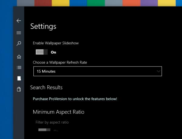 2019 01 01 14 36 15 600x458 - Dùng hình ảnh Unsplash làm hình nền tự động trên Windows 10