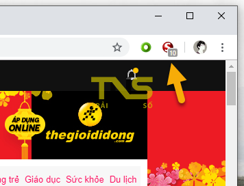 SmartAdblock: chặn quảng cáo trên Chrome không sợ trình Anti-adblock 1