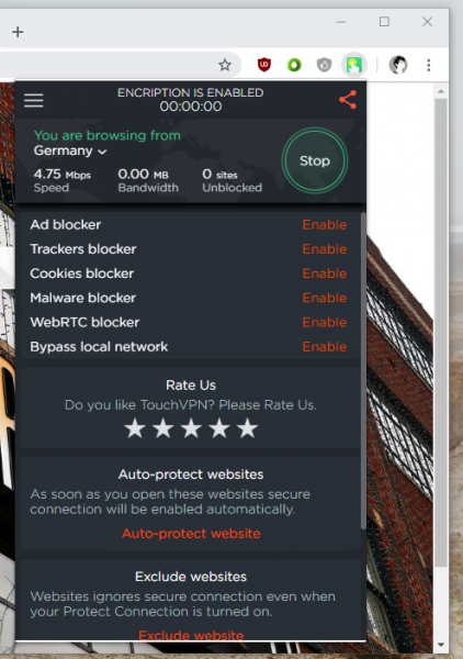 2019 01 17 16 21 19 422x600 - 5 tiện ích mở rộng VPN không giới hạn băng thông cho Chrome