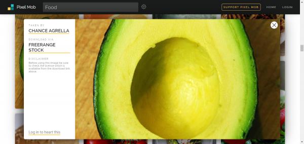 Xem, tìm kiếm ảnh Pixabay, Unsplash,... cùng lúc trên Pixel Mob 3