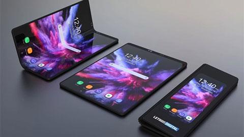 """Galaxy F 1 - Những smartphone """"độc, lạ"""" sắp khuấy đảo thị trường"""