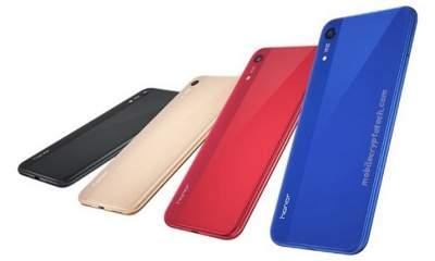 Honor 8A Play 400x240 - Honor 8A Play: smartphone dưới 3 triệu, bốn màu thời trang