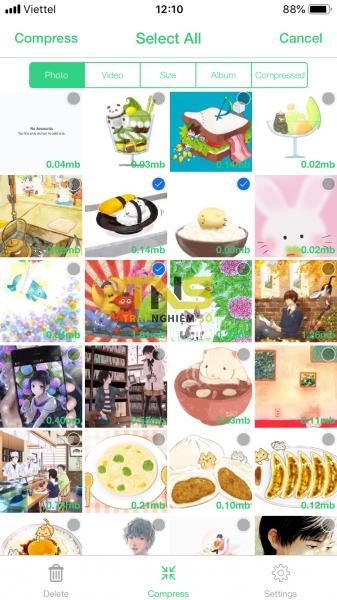 Chia sẻ 2 ứng dụng iOS mới giúp bạn nén ảnh mà còn miễn phí nữa 5