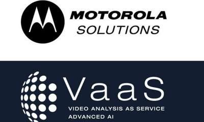 Motorola VaaS logo 400x240 - Chi 445 triệu USD, Motorola Solutions mua lại VaaS International Holdings