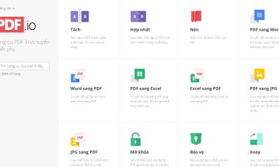 PDF.io featured 400x240 - Dùng PDF.io chỉnh sửa PDF miễn phí