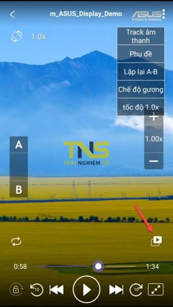 Đang miễn phí KMPlayer Pro, ứng dụng phát video HD 4
