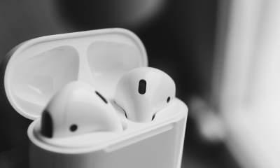 airpods featured 2 400x240 - 13 ứng dụng và game iOS mới, giảm giá miễn phí ngày 8/1/2019
